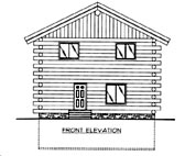 Plan Number 86873 - 2502 Square Feet