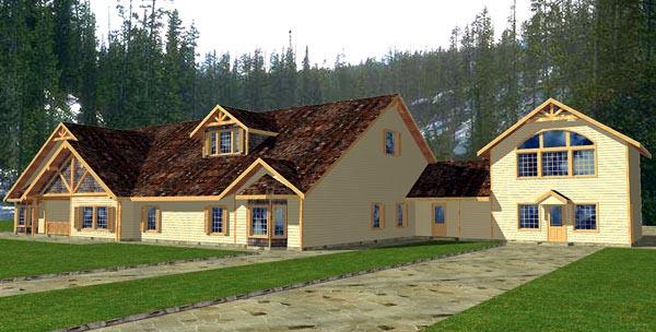 House Plan 86877
