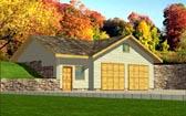 Garage Plan 86881