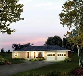 House Plan 86912