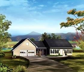 House Plan 86915