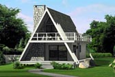 House Plan 86950