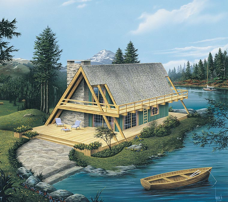 House Plan 86952