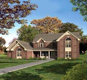 House Plan 86968