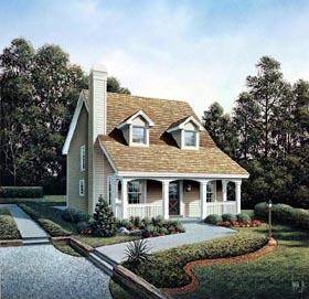 House Plan 86973