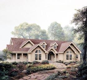 House Plan 86974