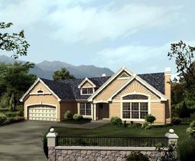 House Plan 86975