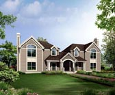 Plan Number 86976 - 3502 Square Feet