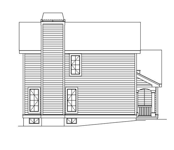Country, Ranch, Traditional Multi-Family Plan 86979 with 4 Beds, 4 Baths Picture 1