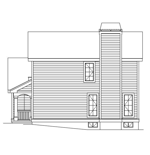 Country, Ranch, Traditional Multi-Family Plan 86979 with 4 Beds, 4 Baths Picture 2