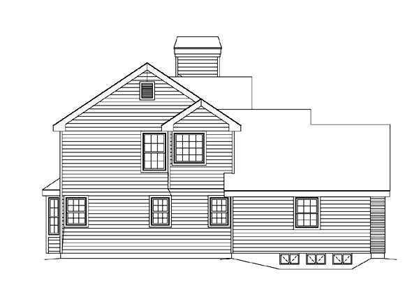 Craftsman, European, Traditional Multi-Family Plan 86982 with 6 Beds, 6 Baths, 4 Car Garage Picture 1