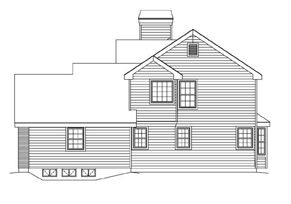 Craftsman, European, Traditional Multi-Family Plan 86982 with 6 Beds, 6 Baths, 4 Car Garage Picture 2