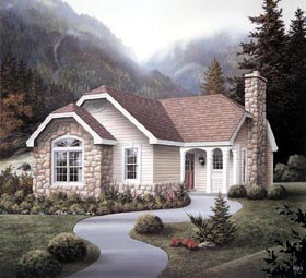 House Plan 86986