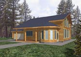Plan Number 87001 - 2813 Square Feet
