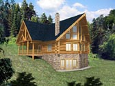Plan Number 87008 - 3725 Square Feet