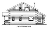 Plan Number 87009 - 1648 Square Feet