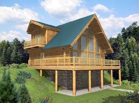 House Plan 87023