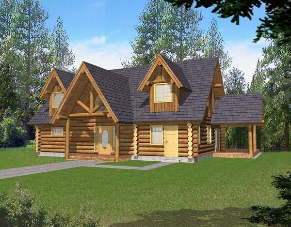 House Plan 87035