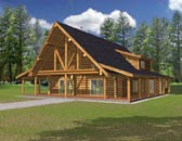 Plan Number 87046 - 2696 Square Feet