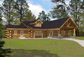 Plan Number 87051 - 6626 Square Feet