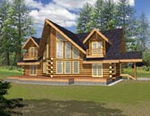 Plan Number 87052 - 2870 Square Feet