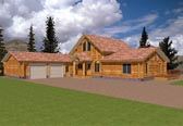 Plan Number 87058 - 2113 Square Feet