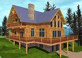 Plan Number 87069 - 4134 Square Feet