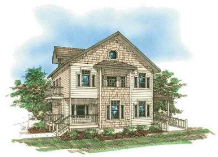 Craftsman House Plan 87080 Elevation
