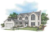 Plan Number 87087 - 2455 Square Feet