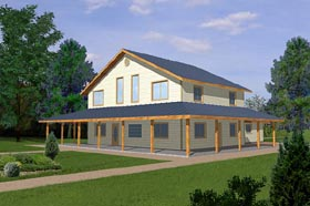 House Plan 87090