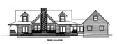 Plan Number 87140 - 3024 Square Feet