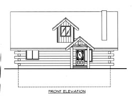 House Plan 87142