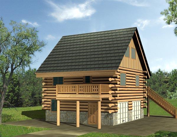 House Plan 87148