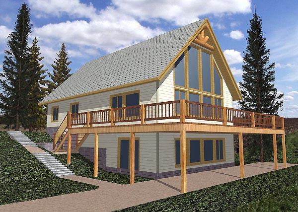 House Plan 87153