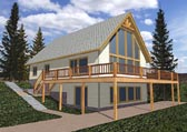 Plan Number 87153 - 2954 Square Feet