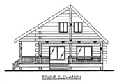 Plan Number 87156 - 1364 Square Feet