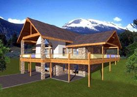 House Plan 87159