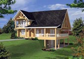 Plan Number 87162 - 2750 Square Feet