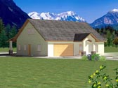 Plan Number 87166 - 2576 Square Feet