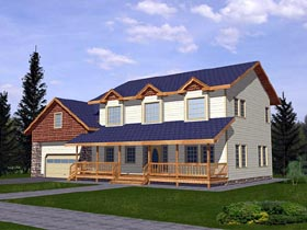 House Plan 87175
