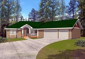 House Plan 87181