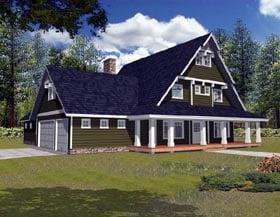 House Plan 87184