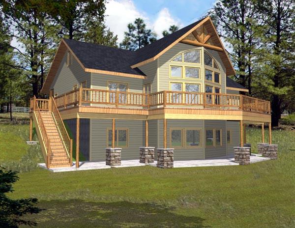 House Plan 87189