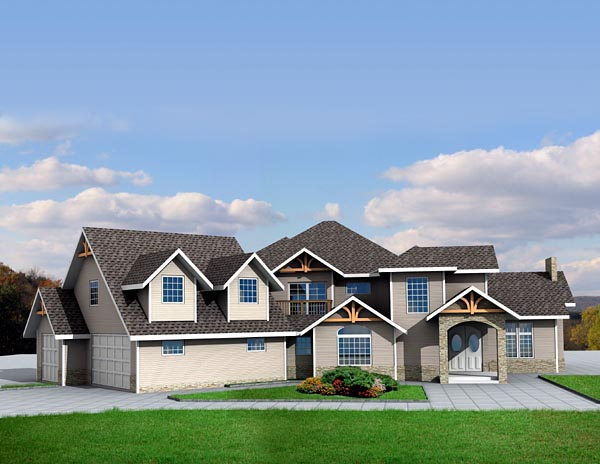 House Plan 87229
