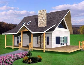 House Plan 87241