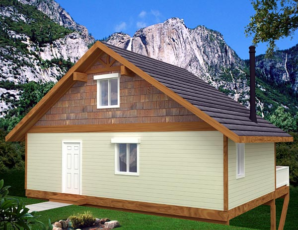 House Plan 87252