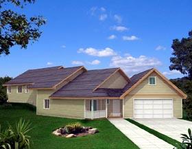 House Plan 87254