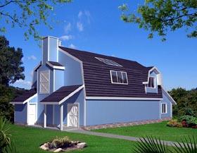 House Plan 87255