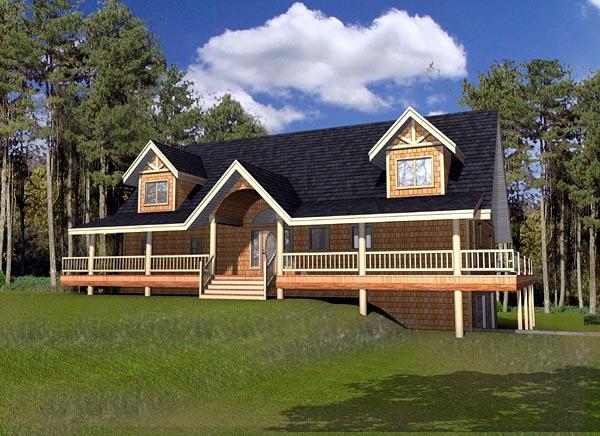 House Plan 87271