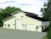 Garage Plan 87275